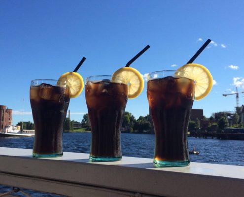 Kald drikke på varme dager besøk Lektern i dag